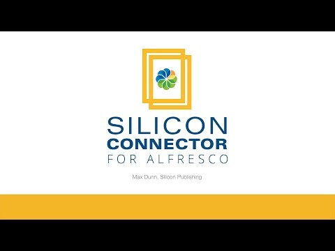 Silicon Connector for Alfresco