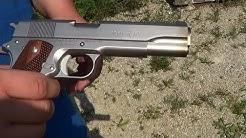 Remington 1911 R1 Stainless 45acp