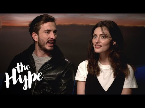 Phoebe Tonkin And Ryan Corr Share First Look At