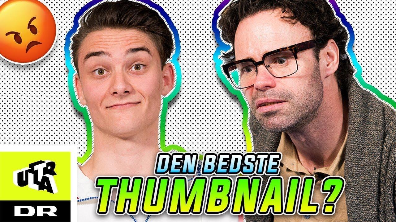 Thumbnails med Alexander Husum | Danmarks største YouTuber | Ultra