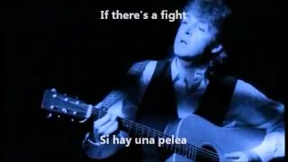 Paul McCartney - Put It There (Subtitulada Inglés/Español)