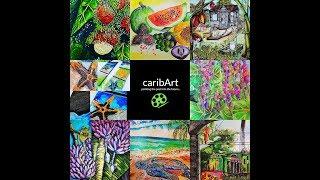 caribArt CALLING CARIBBEAN ARTISTS!