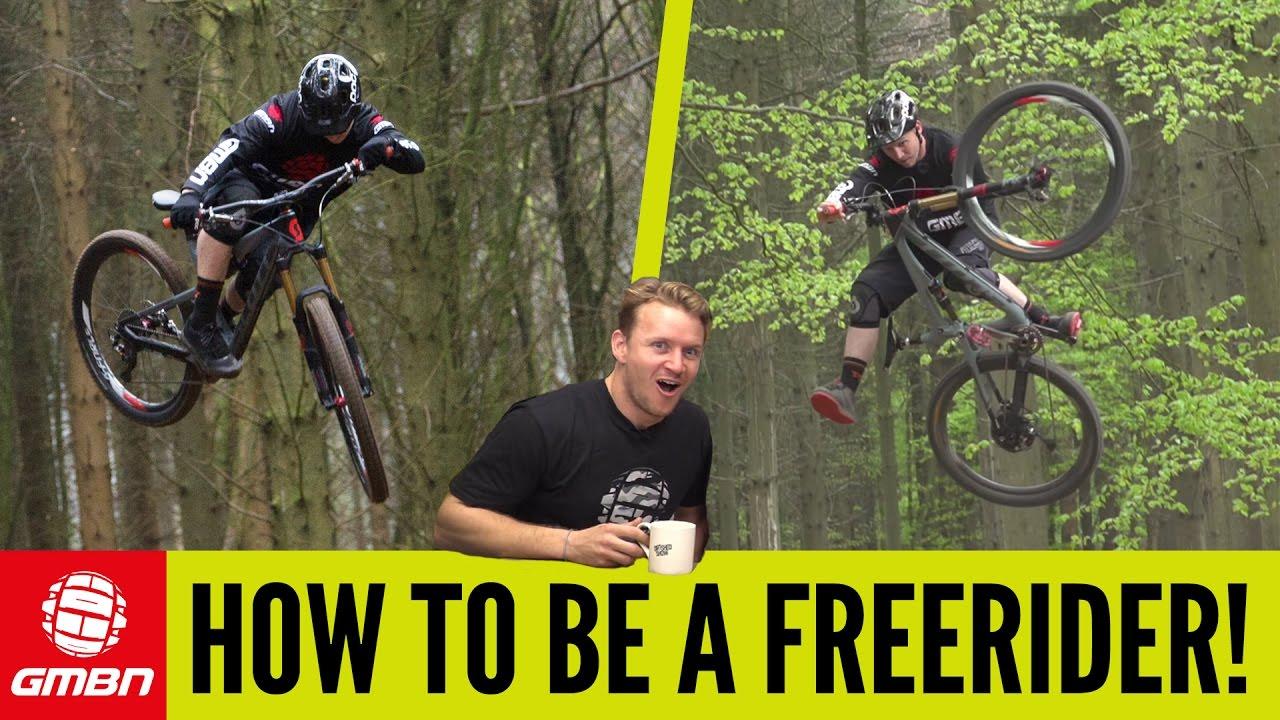 an analysis of mountain bikers