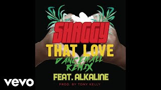 Shaggy That Love Dancehall Remix Audio ft Alkaline