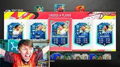 99 TOTS RONALDO!! - 195 RATED SERIE A FUT DRAFT!! (FIFA 20)