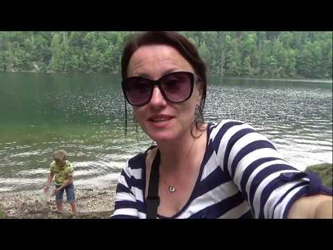 Озеро Топлиц  в Австрии, Место Силы Третьего Рейха. Дыхание Дракона-Топлиц, Каммерзее, Мертвые горы