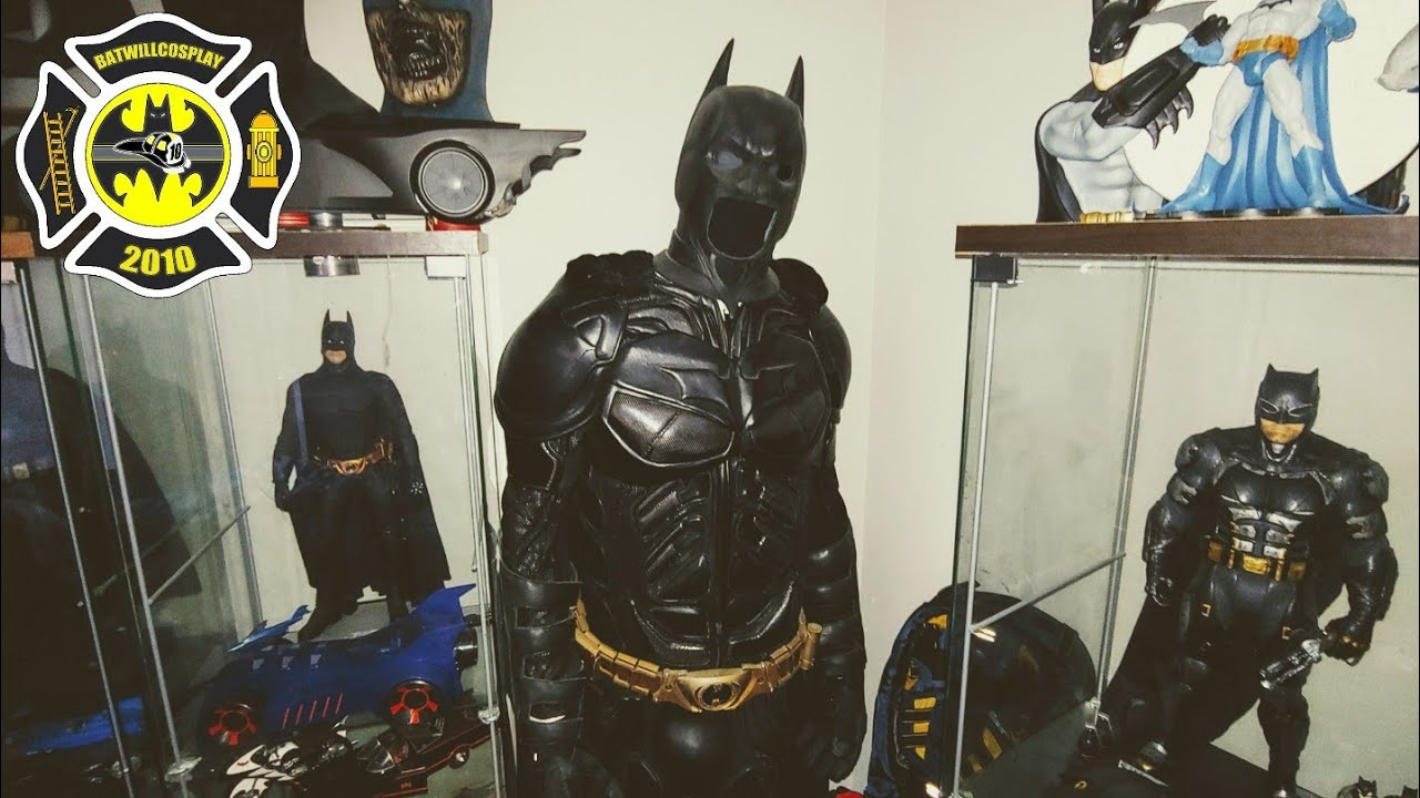 ud replicas batman the dark knight review costume batman