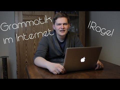 Grammatik und Rechtschreibung im Internet - Rage! - Stein Zeit #4