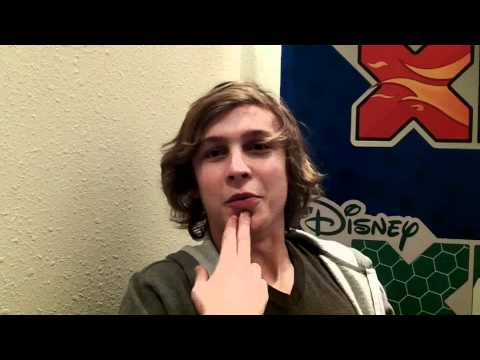 Ultimate Spider-Man (Disney XD) - Logan Miller Exclusive Interview