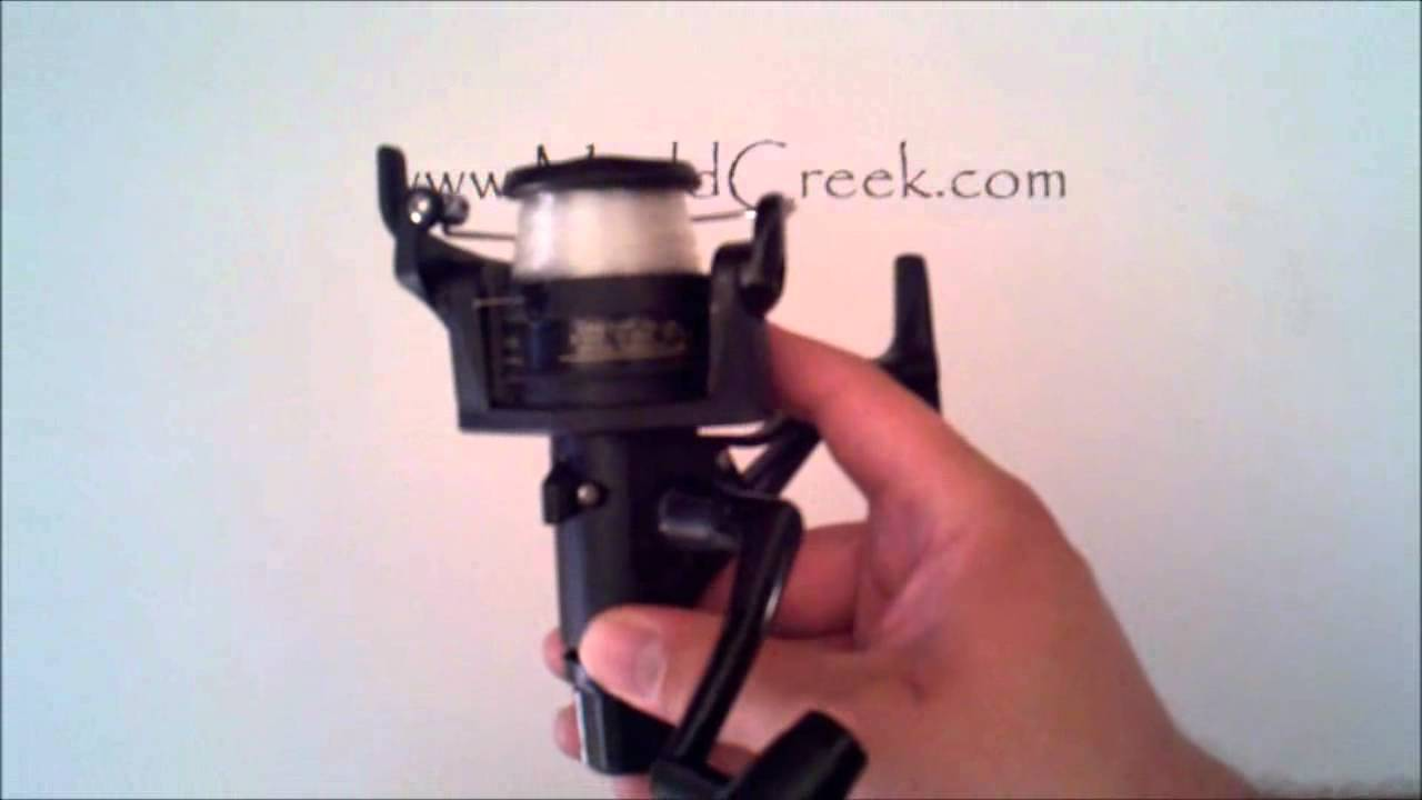 8f2e26e676c Shimano IX4000R Spinning Reel Review by MUDD CREEK - YouTube