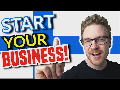 Starting A Business In Finland As A Foreigner - 8 Tips to Get Started!