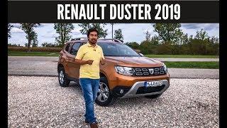 Renault Duster 2019 - Adelanto de nuestro review