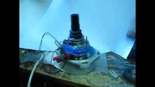 Высокооборотный вентильный электродвигатель(, 2015-05-12T08:39:17.000Z)