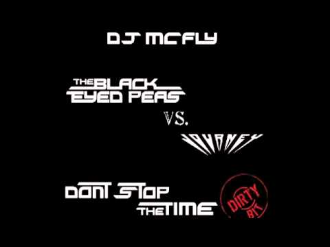 The Time (Dirty Bit) vs. Don't Stop Believin' - DJ McFLY