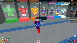 I'M THE BEST SUPERHERO OF MAD CITY Mad City Roblox - 2