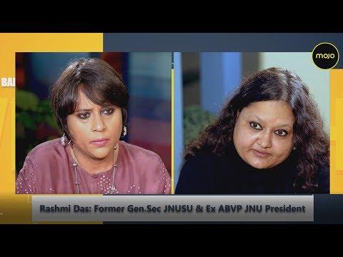 "JNU Turmoil: ""Left Has A Legacy Of Attitudinal Violence"" - Dr Rashmi Das Talks To Barkha Dutt"
