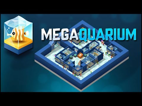 Megaquarium | Angezockt! [Gameplay German Deutsch]