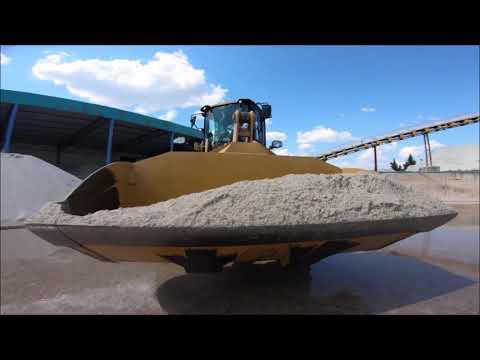 Kivanc Group Mining Division Quartz Sand 2018-10-01