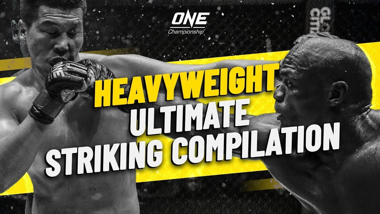 ULTIMATE Heavyweight Striking Reel | ONE Championship Highlights