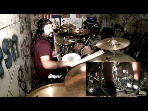The Dark Eternal Night (Dream Theater Drum Cover) (2017 Sound Upgrade Version!)