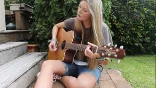 JAMIE MCDELL - If My Heart Was A House [ Owl City cover ]