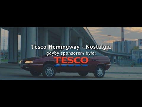 Taco Hemingway - Nostalgia, ale sponsorem jest Tesco