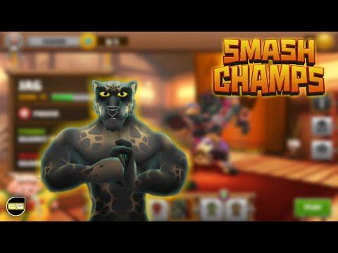 Nightshade JAG - SMASH CHAMPS - Kiloo Games  