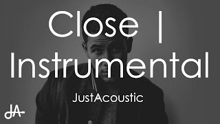 Close - Nick Jonas ft. Tove Lo (Acoustic Instrumental)