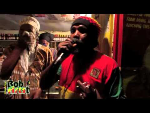 Ras Astor Black BobArtsTV