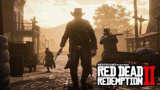 Red Dead Redemption 2: демонстрация игрового процесса