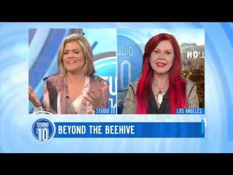 Kate Pierson From The B-52's | Studio 10