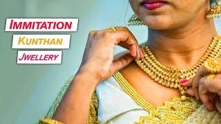 Brand New Immitation Kunthan Jwellery set For Bride   Fashionista   TBG Bridal Store