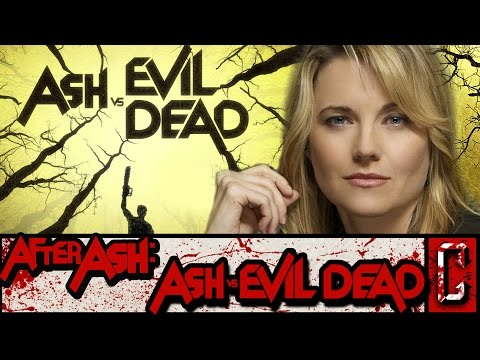 Lucy Lawless of Ash Vs. Evil Dead Interview - Collider After Ash