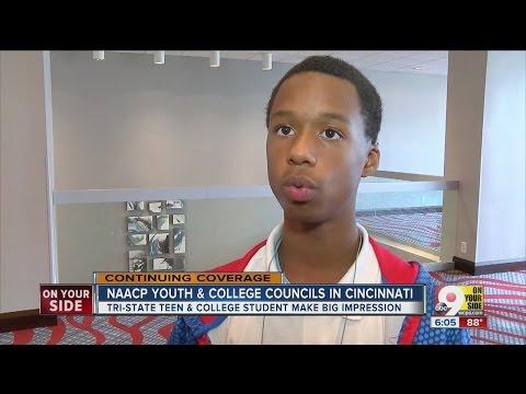 NAACP Youth & College Councils in Cincinnati