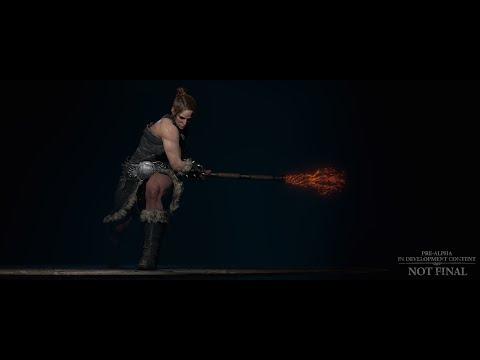 Diablo IV Quarterly Update—June 2021: Barbarians Video