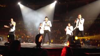 New Kids on the Block Summertime Live 7/5/13 Staples Center Los Angeles