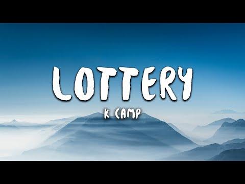 K Camp - Lottery (Lyrics) | renegade, renegade, renegade