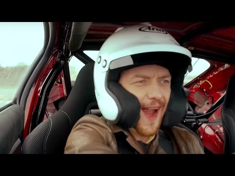 James McAvoy In The NEW Reasonably Fast Car  Top Gear