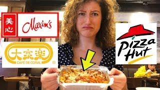 意大利女生點評香港肉醬意粉!! | Italian girl tries Hong Kong Spaghetti Bolognese