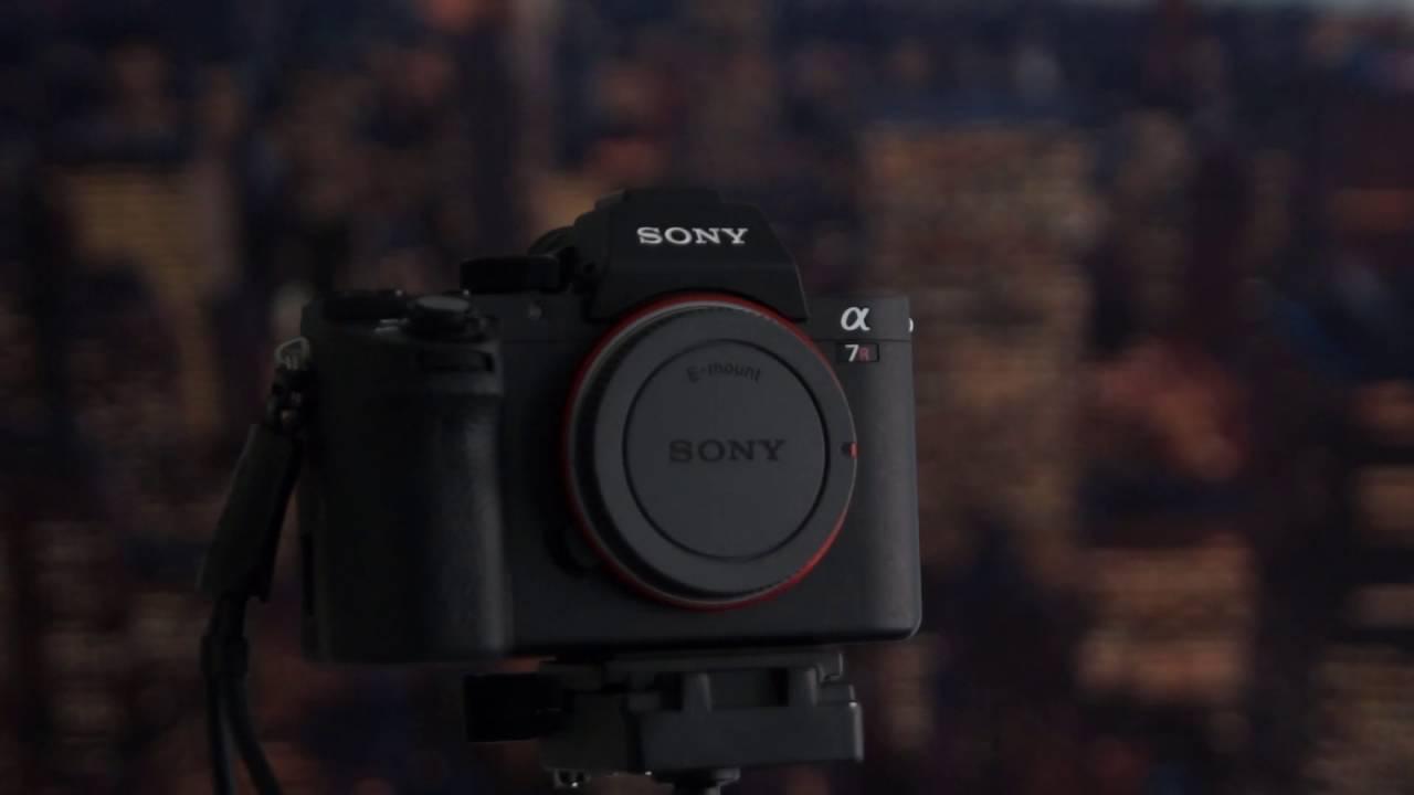 Sony A7R2 : WIFI Transfer