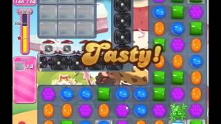 Candy Crush Saga Level 1645 - NO BOOSTERS