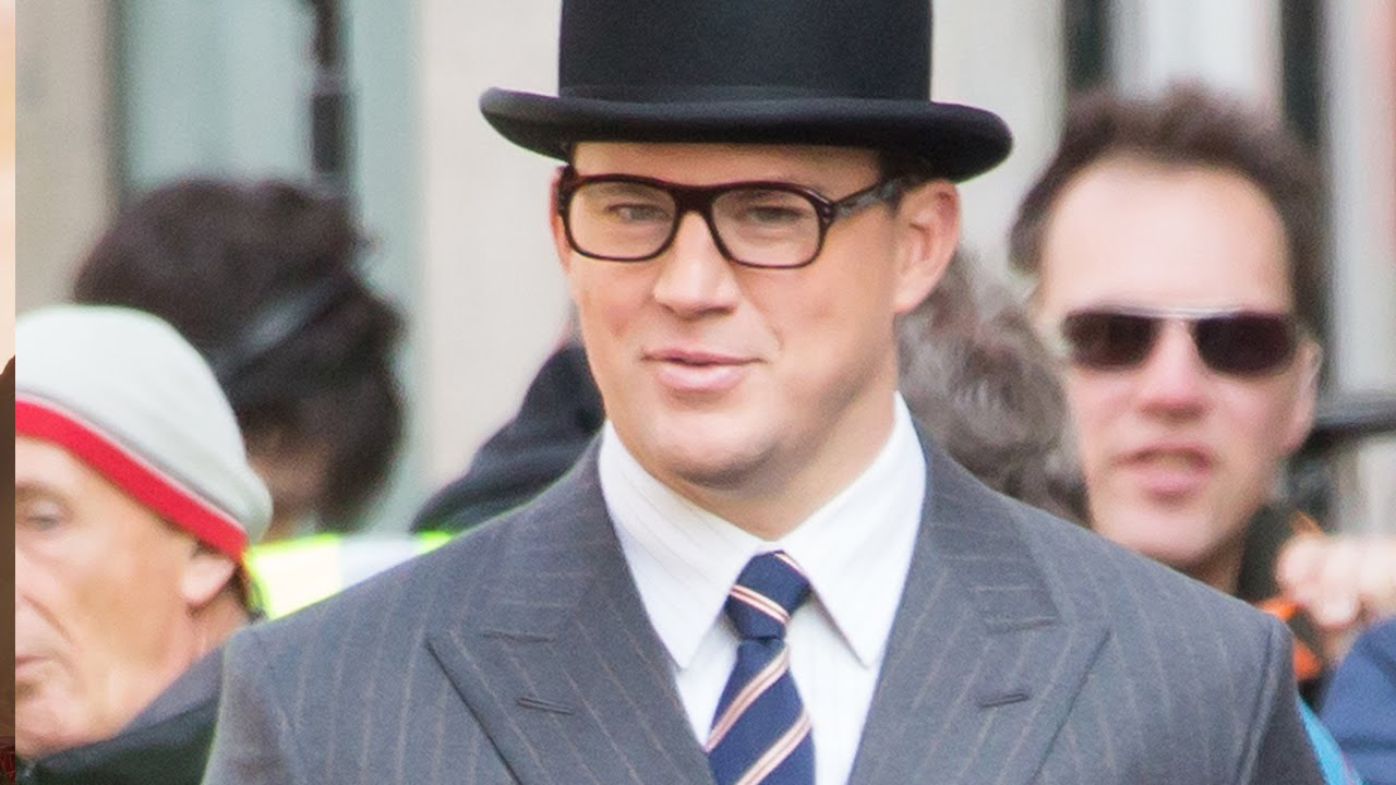 Channing Tatum Glasses