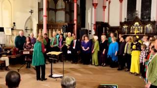 Linstead Market - Scratch Choir