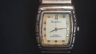 Wrist Watch Philip Persio quartz water resistant japan movt
