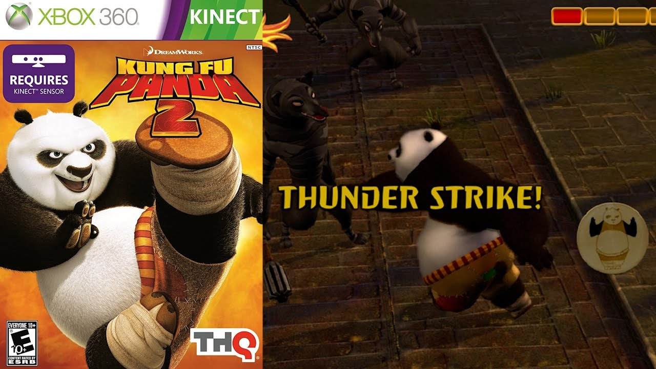 Kung Fu Panda 2 [26] Xbox 360 Longplay