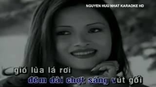 Karaoke Chuyện Đêm Mưa Phi Nhung