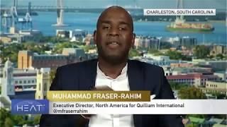 Muhammad Fraser-Rahim on the New Zealand Mosque terror attack - CGTN's The Heat