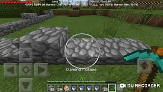 Membuat air mancur Minecraft survival Indonesia#47