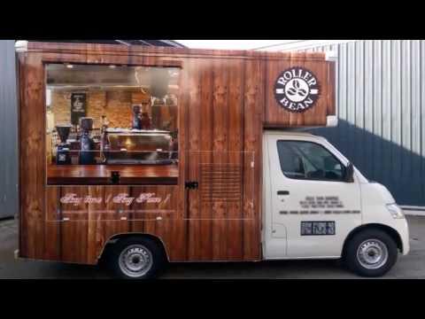 Mobile Cafe Coffee Truck @Malaysia