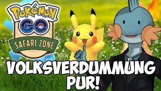 Pokémon GO: Volksverdummung pur! - RGE